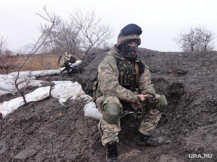 мобилизация на Донбассе
