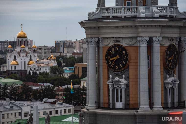 Мэр Екатеринбурга Орлов башня экскурсии