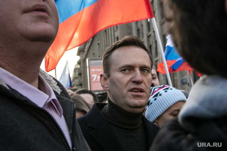 блогер заключение жена навальная юлия