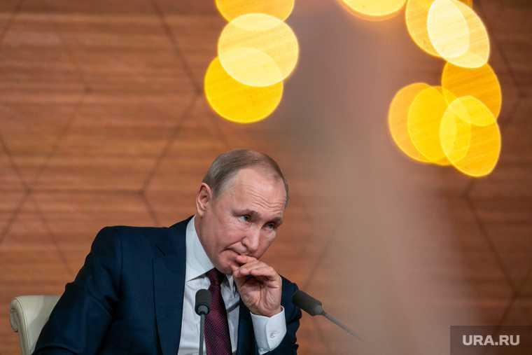 политика Путин Россия