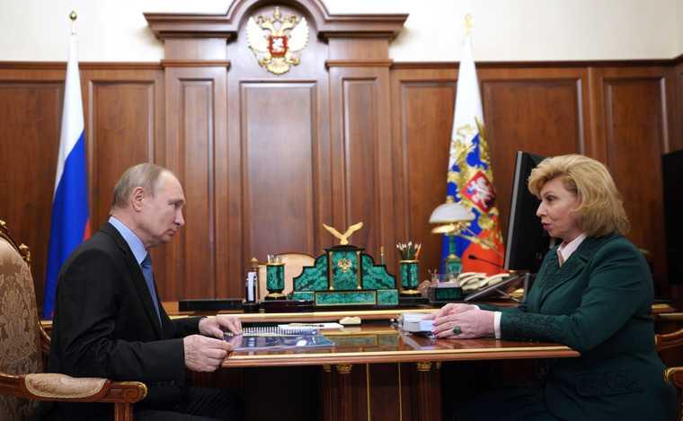 Путин начал готовить кадры ктрансферу власти-2024