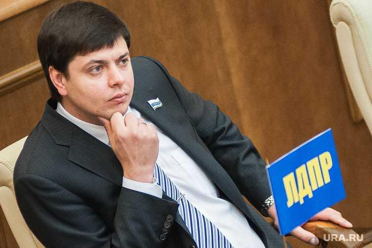 ЛДПР Свердловская область выборы 2021 кадровая перестановка
