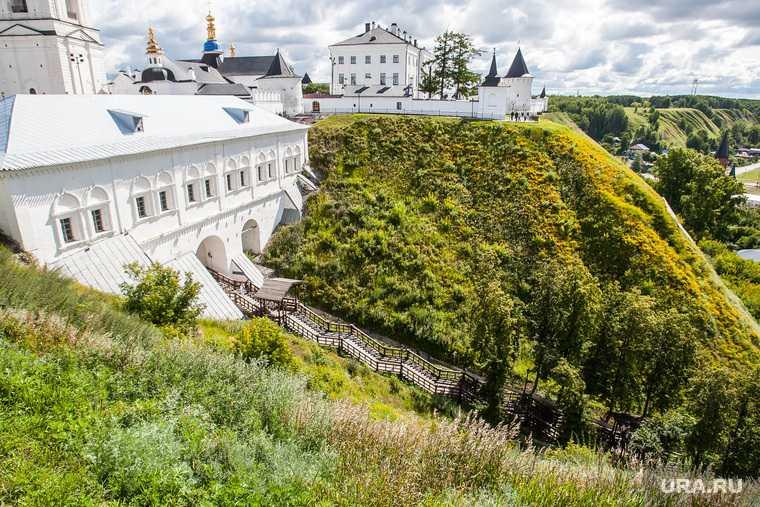 аптекарский сад Тобольск