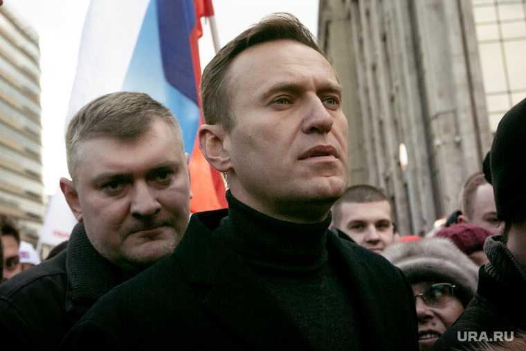 мед помощь Навальный
