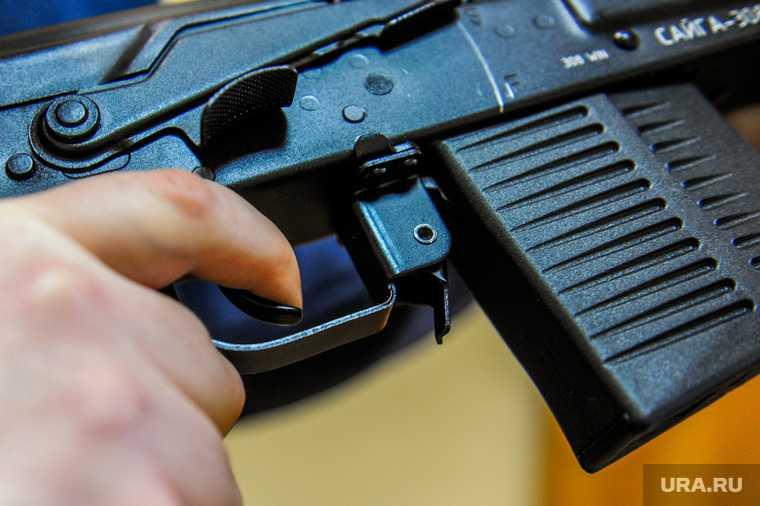 фсб подпольное оружие фсб задержала подпольных оружейников