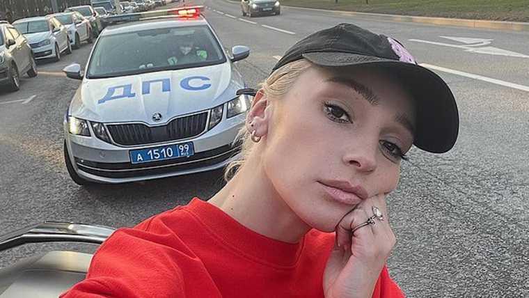 ДПС забрали машину Ивлеевой