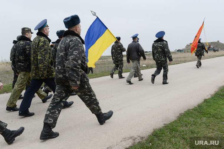 дезертирство украинская армия