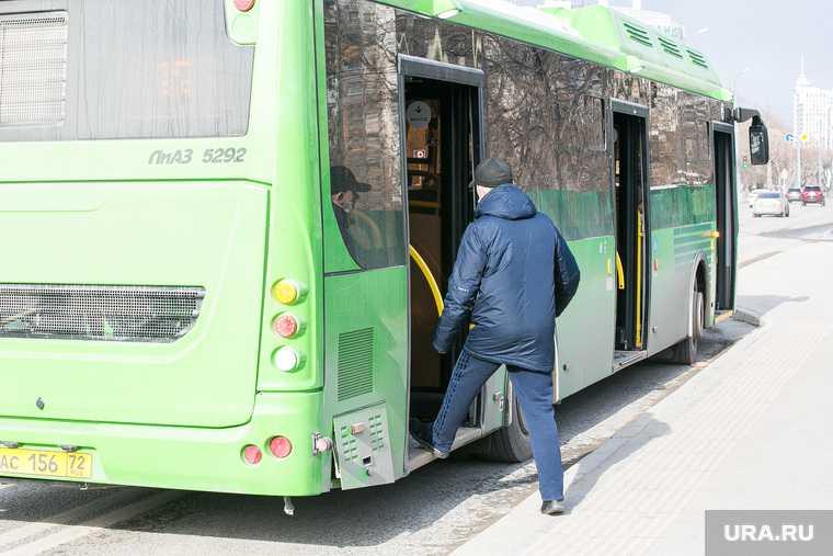 в тюменском автобусе распылили перцовку