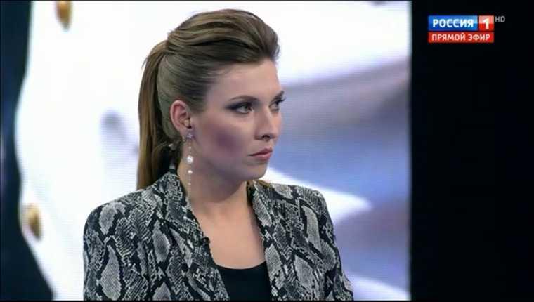 Скабеева Донбасс