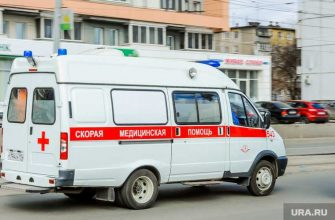 Челябинск маршрутка Хонда иномарка машина ДТП столкнулись