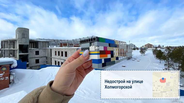 Власти в ЯНАО заметили важную проблему после флешмоба с Lego. Фото