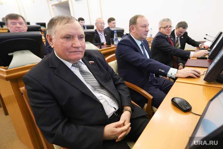 депутат Александр Ильтяков Курган
