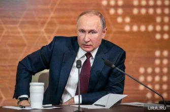 Путин полпред Сибирь