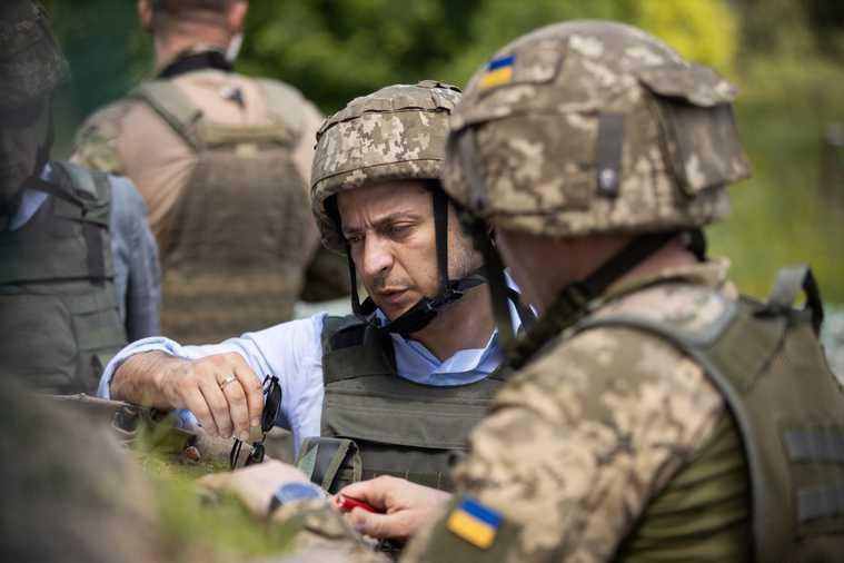 почему Путин не встретиться с Зеленский Украина Киев Москва Россия