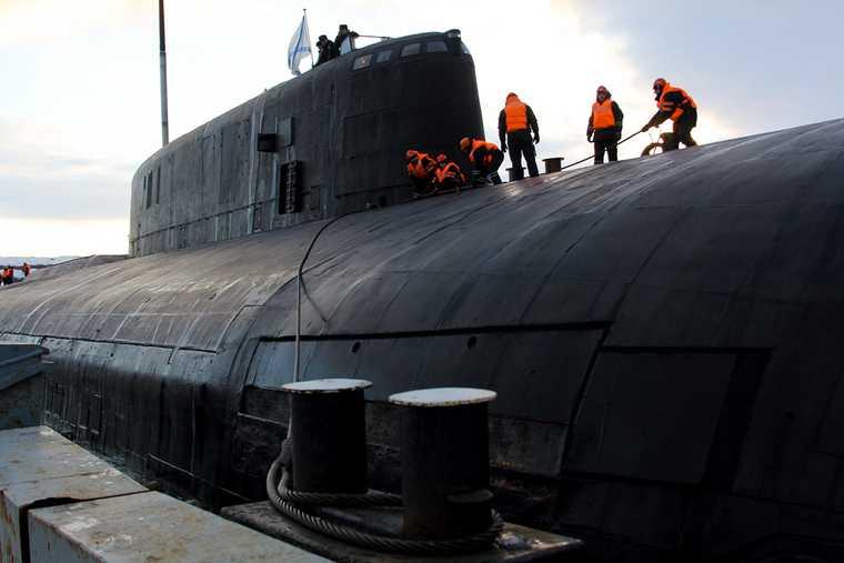 Арктика Россия НАТО война