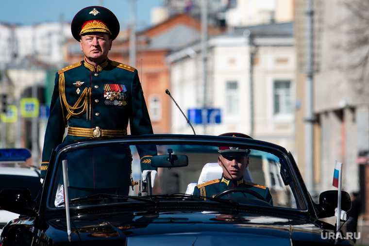 Екатеринбург парад Победа 9 мая трансляция