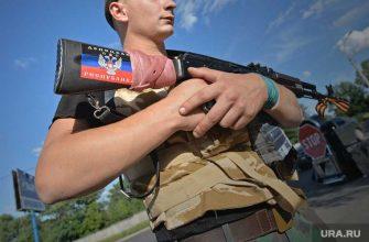 Донбасс война ДНР Украина Россия Басурин провокации 9 мая
