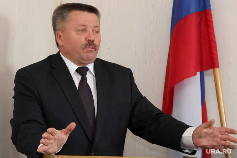 Сергей Максимовских Шумихинский округ