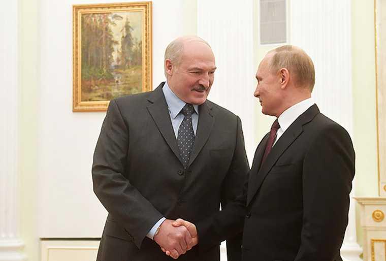 Путие Лукашенко договоренности