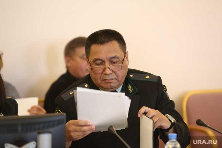 УФССП по Тюменской области судебные приставы