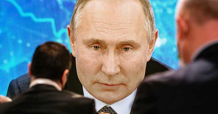 Путин не боится американской разведки
