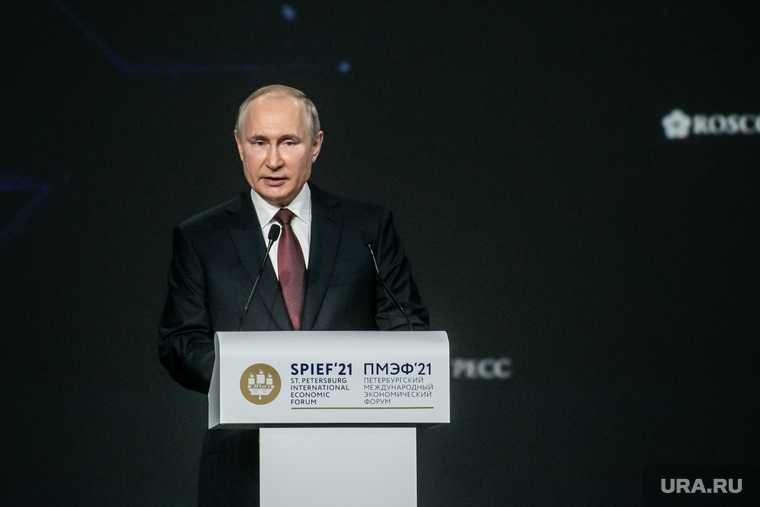 Путин подготовка саммит Байден