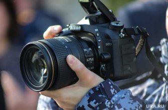 вакансия фотографа