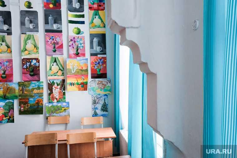 ремонт школ искусств в ЯНАО