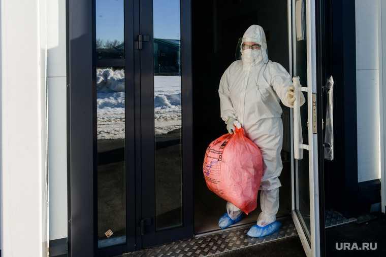 Челябинская область коронавирус COVID заболеваемость смертность новости